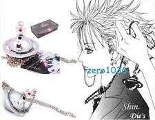 Cosplay Necklace NANA Lighter silver Necklace Shinichi Ai Yazawa with box