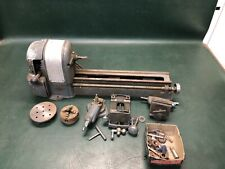 Vintage Craftsman 109 Metal Lathe With Extras ~ Chuck ~