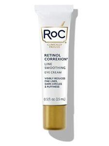 RoC Retinol Correxion Line Smoothing Anti-Aging Eye Cream, 0.5 fl oz