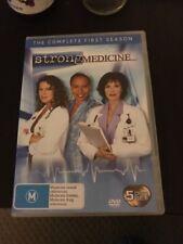 Strong Medicine : Season 1 (DVD, 2006, 5-Disc Set) Region 4
