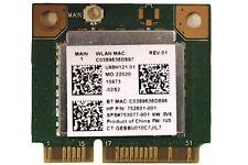 Realtek RTL8723BE Wireless Wifi Bluetooth Card 802.11bgn 752601-001 753077-001