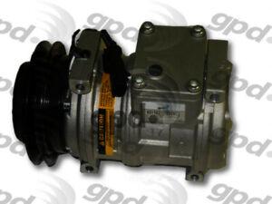 Global Parts 6511621|New A/C Compressor|12 Month 12,000 Mile Warranty