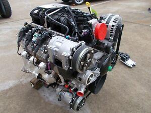 CHEVY SBC VORTEC COMPLETE ENGINE SWAP CONVERSION V8 NEW OEM WITH LOOM ECM