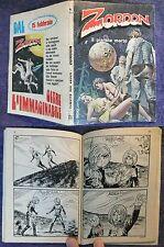 ZORDON - IL PIANETA MORTO fumetto per adulti n.45 1977 erotico 114 pagine #d
