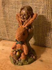 1990 Tom Clark Gnome - Bunny