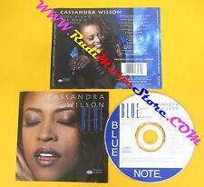 CD CASSANDRA WILSON Blue Light 'Til Dawn 1993 Europe BLUE  no lp mc dvd (CS3)