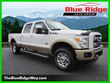 """2013 Ford F-250 4WD Crew Cab 156"""" King Ranch"""