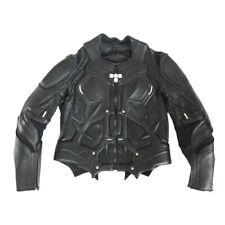 UD REPLICAS TRON Legacy White Reflector Motorcycle Jacket size XXS NEW