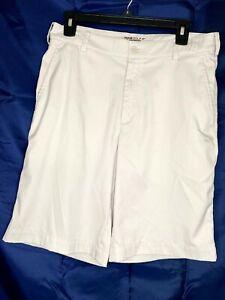 Nike Golf Tour Dri-Fit Performance Men's Shorts Style 509179 Light Bone Size 30