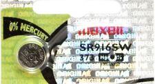 373 MAXELL WATCH BATTERIES SR916SW SR68 SB-AJ WA V373 D373 New Authorized Seller