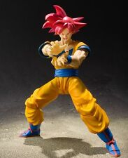 Dragon ball Z Battle of Gods S.H.Figuarts Action Figure Super Saiyan God Goku
