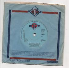 NOOSHA FOX - GEORGINA BAILEY / PRETTY BOY. (UK, 1977, GTO 106)