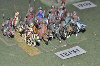 25mm renaissance / ottoman - cavalry 10 cavalry - cav (13141)