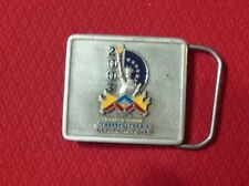 20th WORLD JAMBOREE 2002-3  US Contingent BOY SCOUT BELT BUCKLE