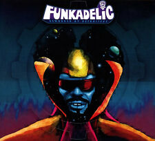 Funkadelic Reworked by Detroiters Triple LP Vinyl Europe Ace 2017 17 Track 3lp