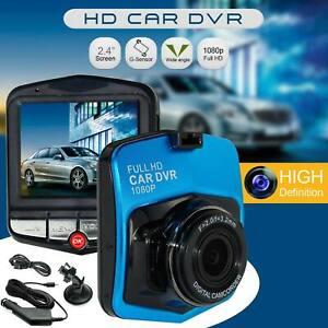 Easy Use HD Car Dash Cam Camera Video DVR Recorder G sensor Night Vision 1080P