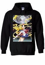 Sailor Moon Crystal Anime Space Hoodie Sweatshirt Jumper Men Women Unisex 411