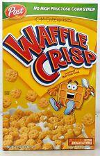 Waffle Crisp Cereal 11.5 oz Post