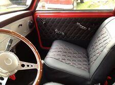 Les sièges de l'intérieur - Sellerie Modèle Diamond- Mini Austin Rover Cooper