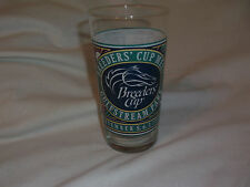 1999 Breeders' Cup Gulfstream Park Horse Racing Drinking Glass Tumbler