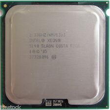 Intel Xeon Dual-Core 5140 2.33Ghz 4M cache Step SLABN CPU Processor VT VMware