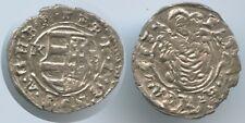 G14553 - RDR Ungarn Denar 1633 KB Doppelprägung Ferdinand II. 1619-1637