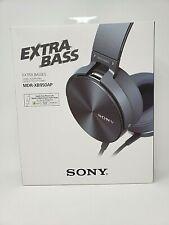 Sony MDR-XB950AP Extra Bass Headphones, NIB, Gray NEW IN BOX!