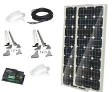 Solaranlage Wohnmobil 2x100 Watt CB-200 Set Wohnmobil Caravan von REIMO