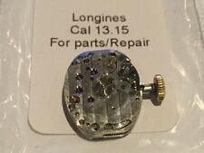 LONGINES CAL 13.15 ONLY FOR PARTS /REPAIR