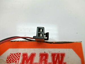 WIRE PLUG CONNECTOR END OFF CRUISE CONTROL RELEASE BRAKE PEDAL SWITCH 22681412
