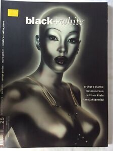 4 black+white magazines (9,18,22,25) The Sydney Dream. Collectable photography