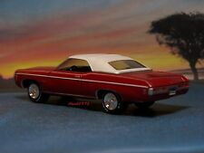 1969 69 CHEVY IMPALA 1/64 SCALE COLLECTIBLE DIECAST MODEL DIORAMA OR DISPLAY
