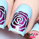 Rose Petals Stencils for Nails, Valentine's Day Nails, Nail Art, Nail Vinyls