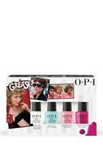 New Opi Grease 40th Anniversary Mini 4 Piece Nail Polish Set
