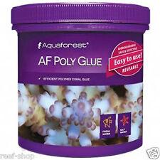 Aquaforest Af Poly Glue - 600ml Coral Polymer Adhesive Free Usa Shipping!