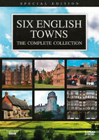 Six English Towns: The Complete Collection DVD (2018) Alec Clifton-Taylor cert
