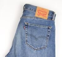Levi's Strauss & Co Hommes 505 Jeans Jambe Droite Taille W34 L34 AVZ93