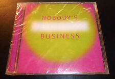 "Rare DUKE'S MEN OF YALE ""Nobody's Business Acapella CD 21-Tracks **SEALED** OOP"