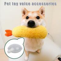 50 Stück Ersatzquietscher Hundespielzeug Reparatur Haustierversorgung F0M2
