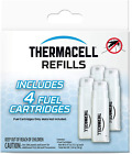 Thermacell Fuel-Only Refills for Mosquito Repellers; Includes 4 Cartridges