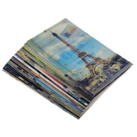 Postcards Pack of 20 Travel Landscape Photo Vintage Greeting Gift Card
