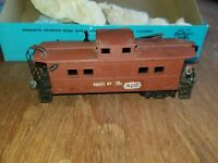 ATHEARN, HO SCALE, ROUTE OF THE 400 CABOOSE, SP507