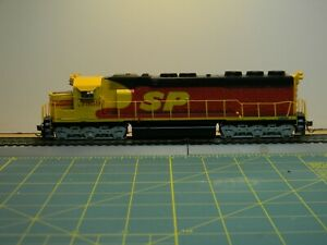 Athearn HO Southern Pacific SD45 7559 Kodachrome with Digitrax Sound Decoder