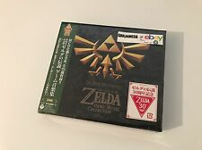 RARE OST ZELDA 30TH ANNIVERSARY GAME MUSIC COLLECTION COLLECTOR + LITHOGRAPHIES