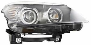 BMW 5 SERIES E60 2008-2010 RIGHT PASSENGER HEADLIGHT HEAD LIGHT LAMP FRONT