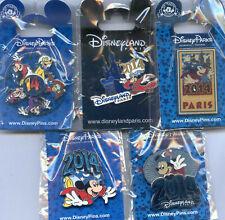 Pin Disneyland Paris DLP