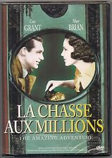 LA CHASSE AUX MILLIONS - CARY GRANT / MARY BRIAN -DVD NEUF