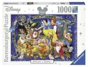 Ravensburger 1000 Jigsaw Puzzle - Disney Snow White & Seven Dwarfs