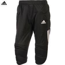 Adidas - Maglietta da portiere Tierro13 GK 3/4 Nero (nero) S