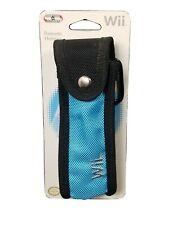 Nintendo Wii Switch n' Carry Nylon Remote Holster with Caribineer